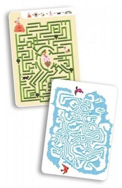 Mini games. Labyrinthe. Labirint, Veverita