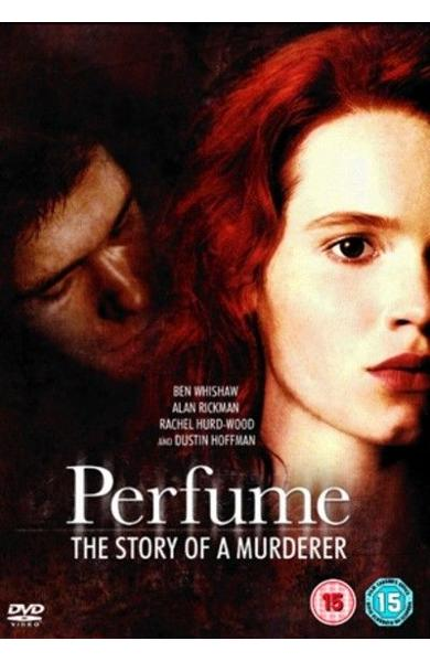DVD Perfume: The story of a murderer (fara subtitrare in limba romana)