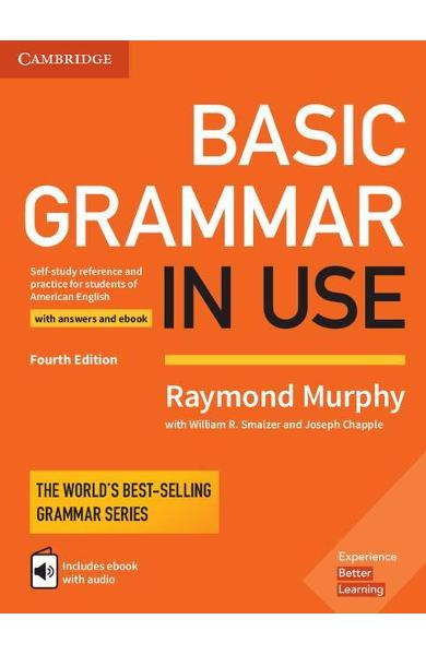 Basic Grammar in Use Student's Book with Answers and Interac