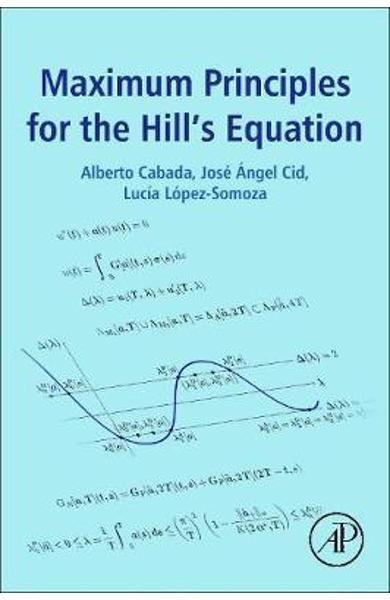 Maximum Principles for the Hill's Equation