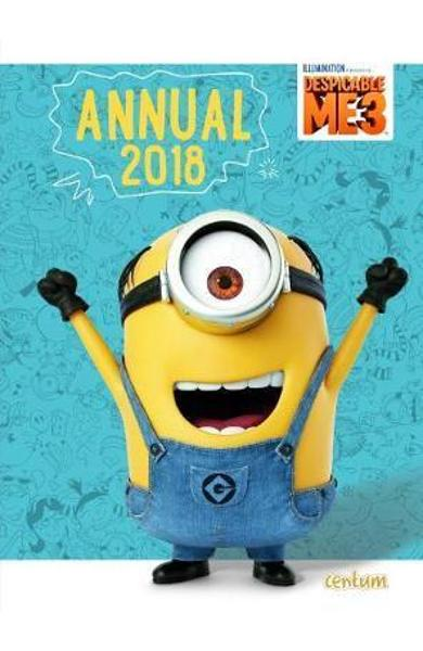 Despicable Me 3 Annual 2018