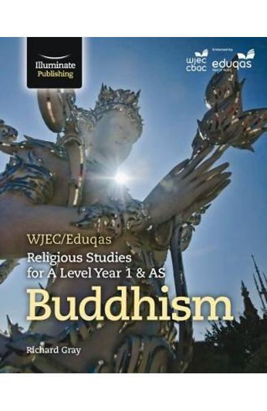 WJEC/Eduqas Religious Studies for A Level Year 1 & AS - Budd