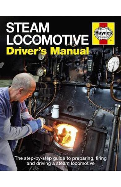 Steam Locomotive Driver's Manual