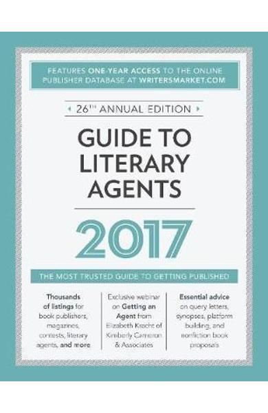 Guide to Literary Agents