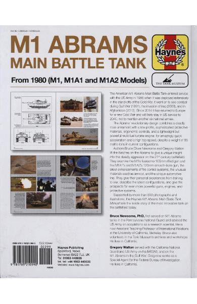 M1 Abrams Main Battle Tank Manual