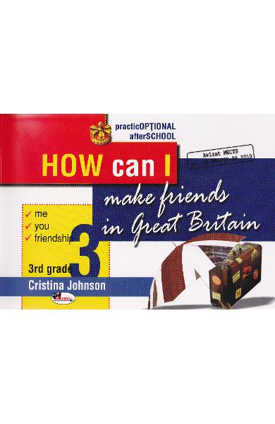 How can I make friends in Great Britain cls 3 - Cristina Johnson