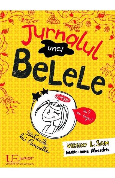 Jurnalul unei belele - Virginy L. Sam, Marie-Anne Abesdris