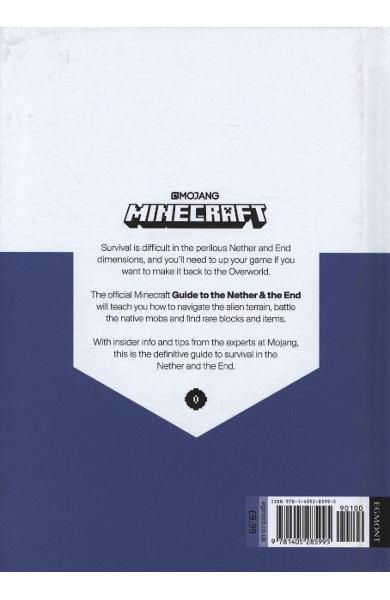 Minecraft Guide to The Nether and the End