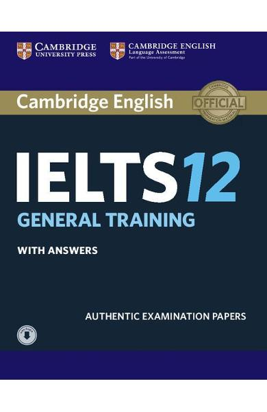 Cambridge IELTS 12 General Training Student's Book with Answ