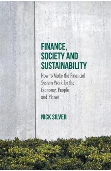 Finance, Society and Sustainability