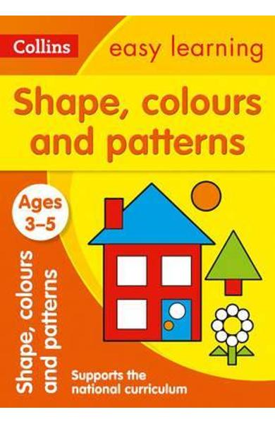 Shapes, Colours and Patterns Ages 3-5