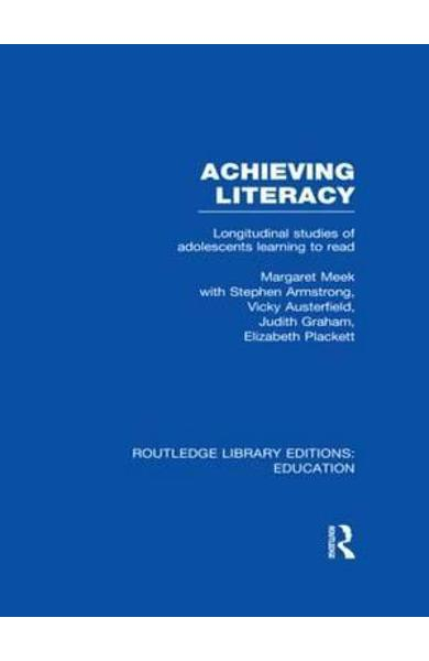 Achieving Literacy