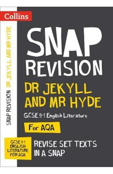Dr Jekyll and Mr Hyde: AQA GCSE English Literature Text Guid