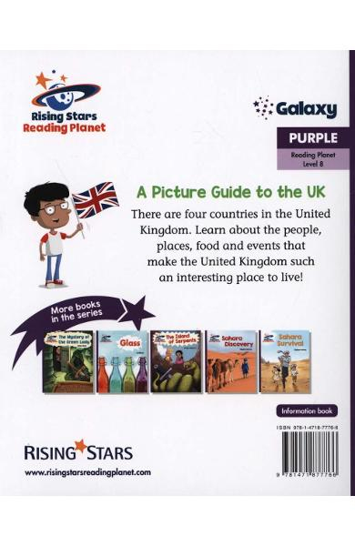Reading Planet - A Picture Guide to the UK - Purple: Galaxy