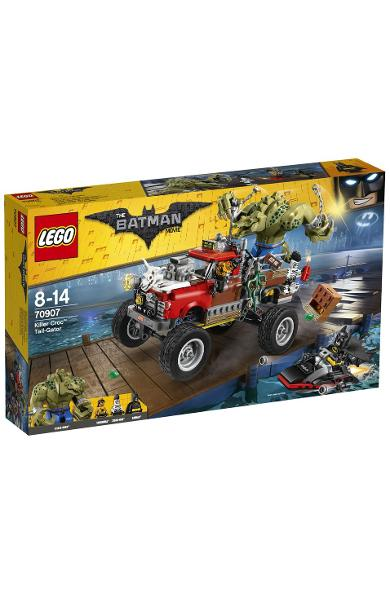 Lego Batman Movie. Masina lui Killer Croc