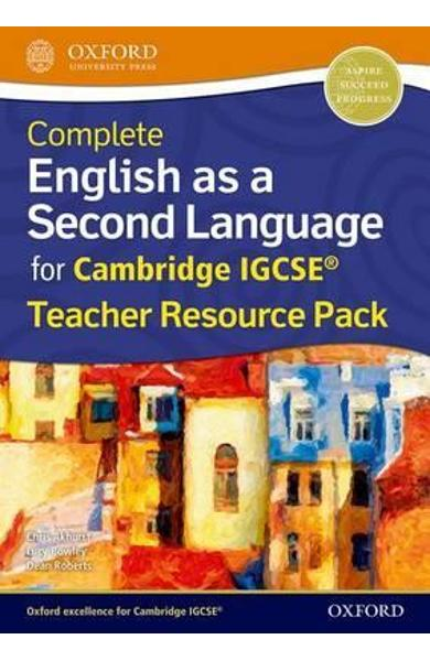 English as a Second Language for Cambridge IGCSE