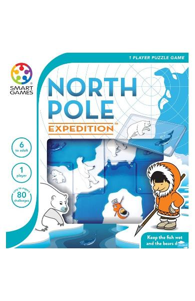 North Pole Expedition. Expeditie la Polul Nord