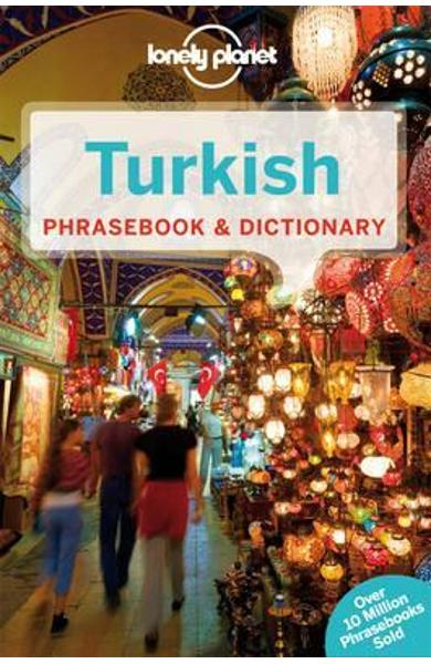 Lonely Planet Turkish Phrasebook and Dictionary