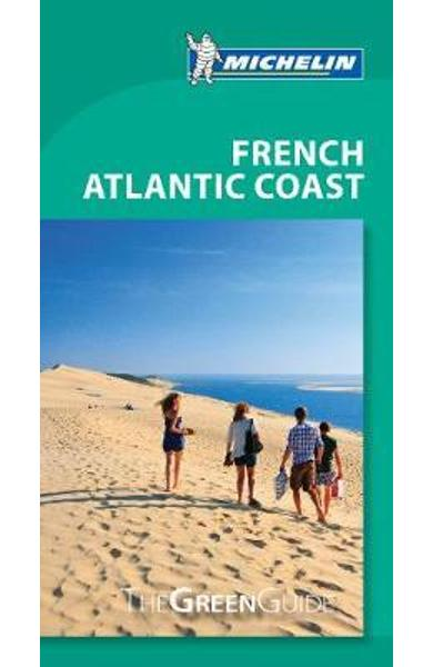French Atlantic Coast Michelin Green Guide