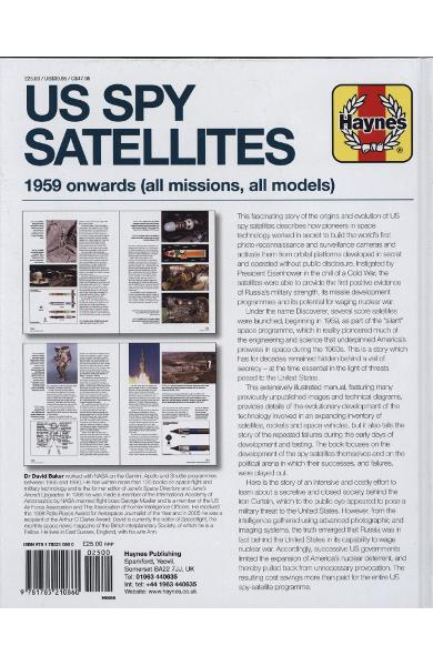 Spy Satellite Manual