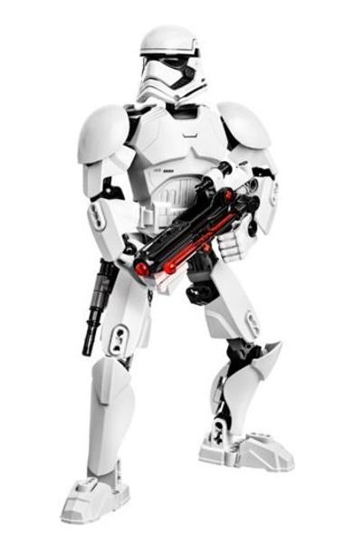 Lego Star Wars First Order Stormtrooper 7-14 ani (75114)