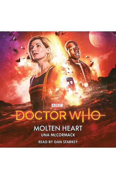 Doctor Who: Molten Heart