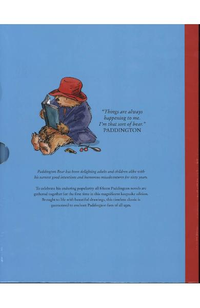 Complete Adventures of Paddington