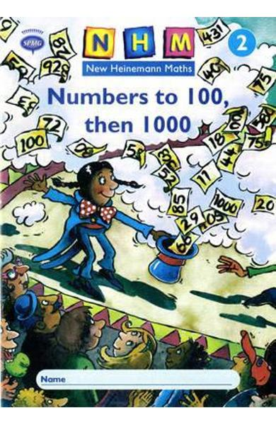 New Heinemann Maths Year 2, Number to 100, then 1000 Activit