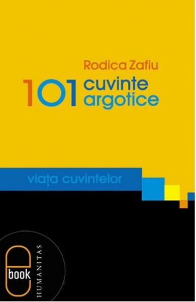 eBook 101 cuvinte argotice