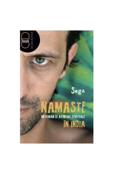 eBook Namaste. Un roman de aventuri in India