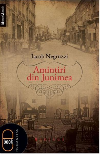 eBook Amintiri din Junimea