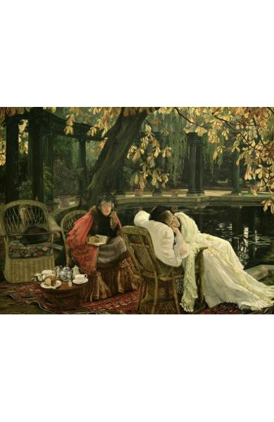 Puzzle 1000 James Tissot - A Convalescent