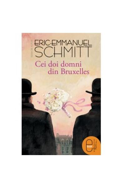 eBook Cei doi domni din Bruxelles