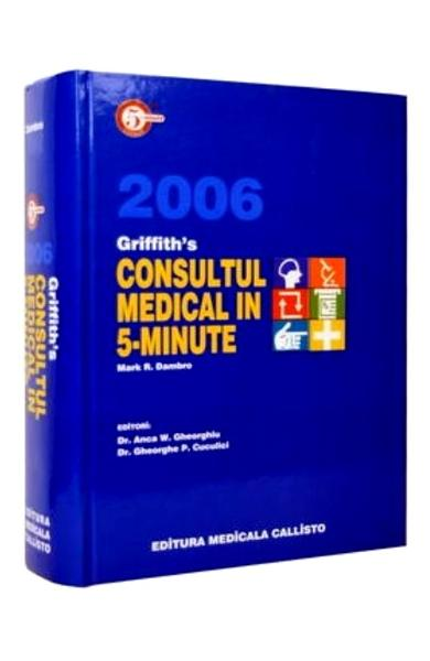 2006 Griffith's: Consultul medical in 5 minute - Mark R. Dambro