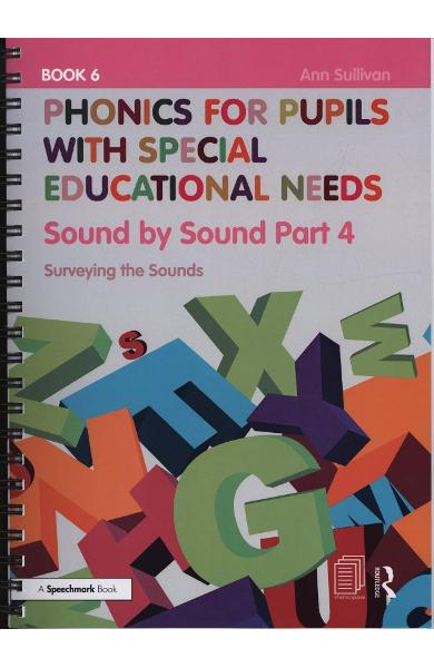 Phonics for Pupils with Special Educational Needs Book 6: So