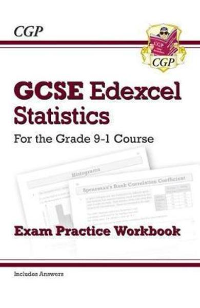 New GCSE Statistics Edexcel Exam Practice Workbook - for the