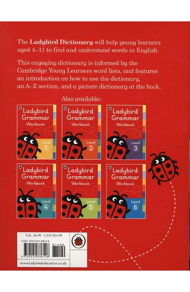 Ladybird Dictionary