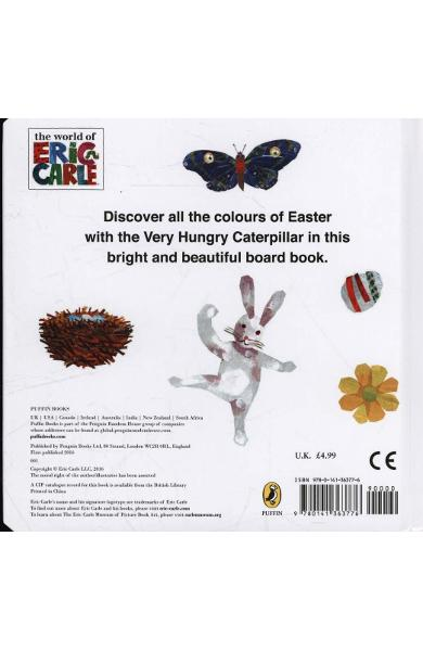 Very Hungry Caterpillar's Easter Colours
