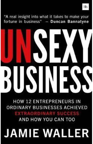 Unsexy Business