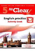 All Clear. English Practice L2. Activity book. Lectia de engleza - Clasa 5 - Fiona Mauchline