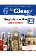All Clear. English Practice L2. Activity book. Lectia de engleza - Clasa 6 - Fiona Mauchline