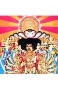 CD The Jimi Hendrix Experience - Axis: Bold as love