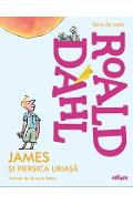 James si piersica uriasa - Roald Dahl