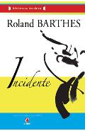 Incidente - Roland Barthes