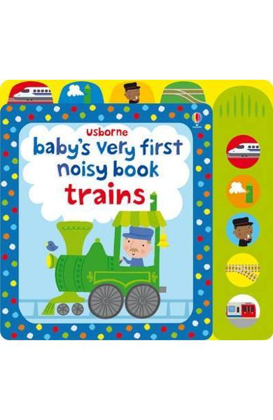 Baby's Very First Noist Book Train