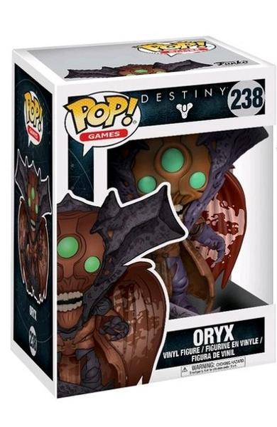 Funko Pop! Destiny - Oryx