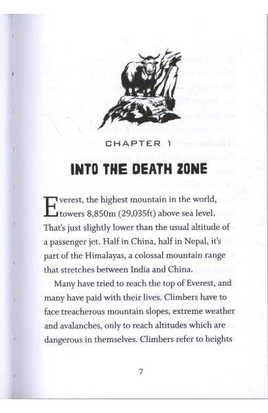 True Stories of Everest Adventures