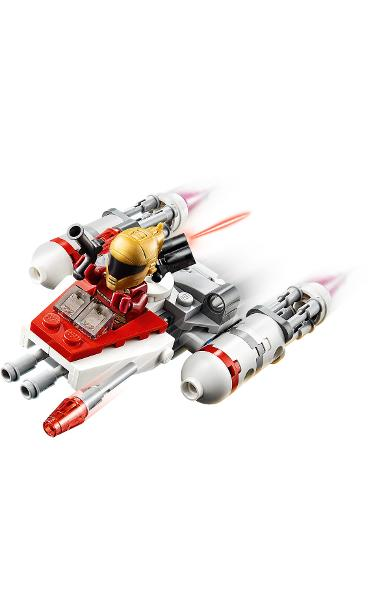 Lego Star Wars. Microfighter Resistance Y-Wing