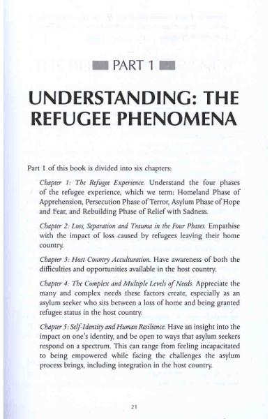 Practical Guide to Therapeutic Work with Asylum Seekers and