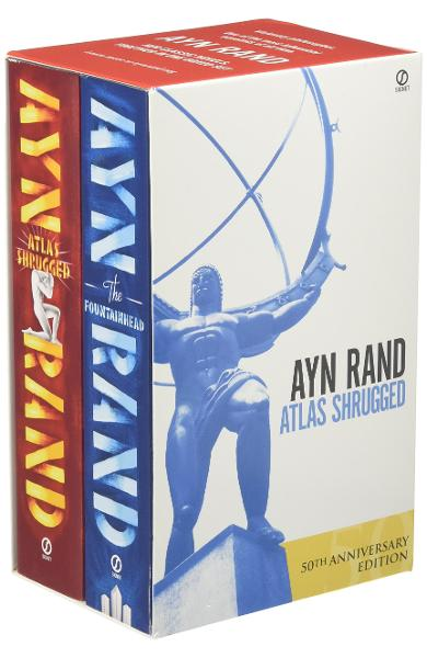 Ayn Rand / Atlas Shrugged / the Fountainhead